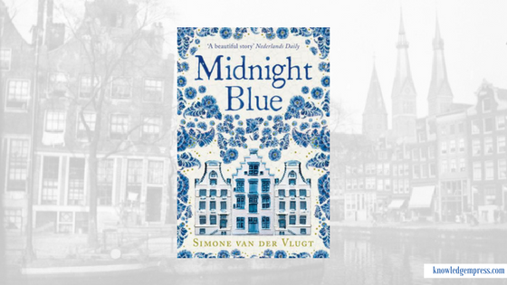 Midnight Blue by Simone van der Vlugt – Review