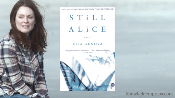 Still Alice by Lisa Genova – Review