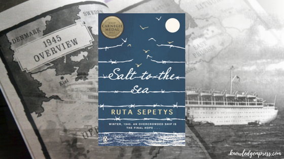 Salt to the Sea by Ruta Sepetys – Review