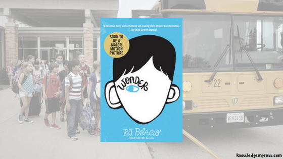 Wonder by R.J. Palacio – Review