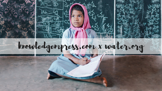 Safe Water Empowers – Fundraiser