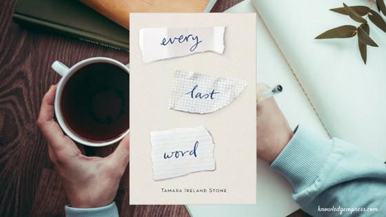 Every Last Word by Tamara Ireland Stone –Review